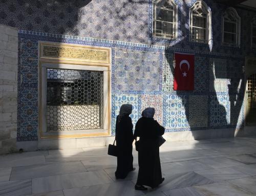 EYÜP'TE RÜYA KARİYE'DE UYKU