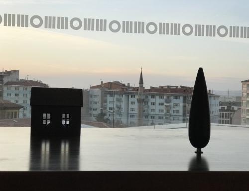 SANATIN EVİNDE